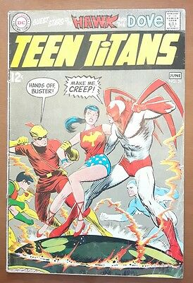 Teen Titans #21 1969 DC Comics