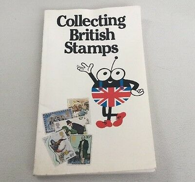 Vintage British Post Office Collecting British Stamps Book VGC
