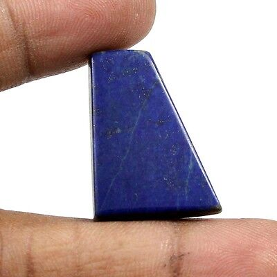 27.40 cts Natural Beautiful Lapis Lazuli Cabochon Fancy Loose Designer Gemstones