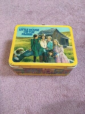 Collectible 1978 Little House On The Prairie Lunch Box By Thermos, 298-I