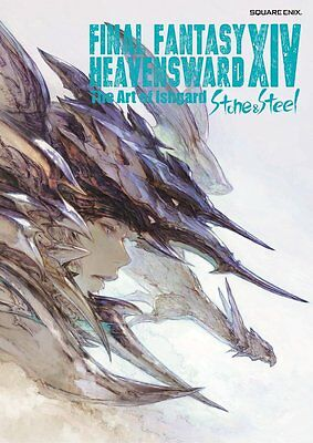 Final Fantasy XIV Heavenward The Art of Ishgard: Stone & Steel (Art Book Only)