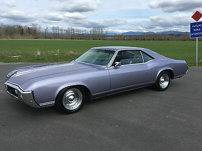 1968 Buick Riviera coupe 1968 Buick Reviera 455-4