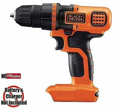 Black & Decker LDX120 20V MAX Lithium-Ion 3/8 in. Cordless Drill / Driver