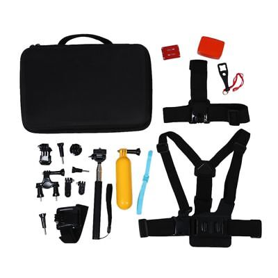 18-In-1 SEort Accessory Kit for GoPro Hero4 Session Hero1 2 3 Outdoor SEorts SE