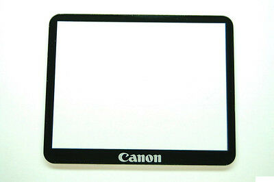 Canon 5D Mark II LCD Display Screen Plastic Window + Adhesive Tape