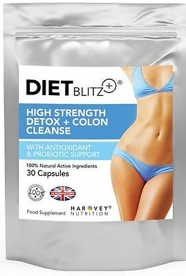 Detox and Colon Cleanse Max Strength
