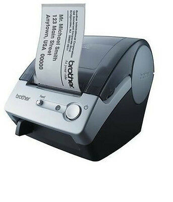 Brother P-Touch QL-500 Label Maker/Printer - Extra Labels