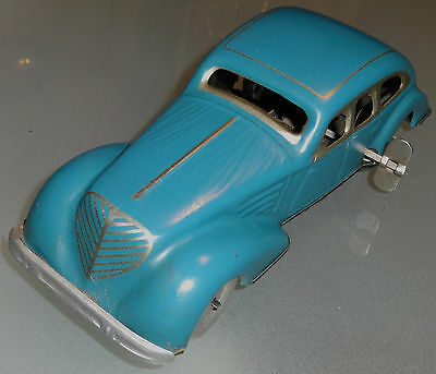 Blech-Limousine/ Fa.DISTLER,50er Jahre ( MADE IN U.S.-ZONE-GERMANY)