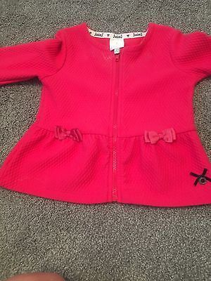 Junior J Light Quilted Jacket Age 6/9 Months