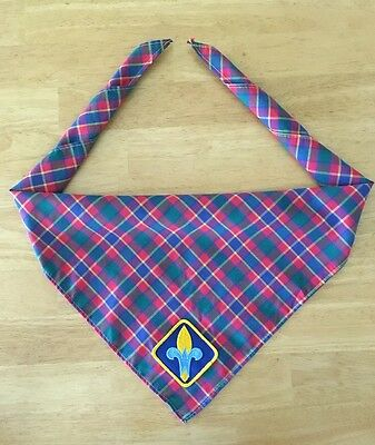 Cub Scouts Webelos Neckerchief Official BSA Uniform Boy Scouts Scarf