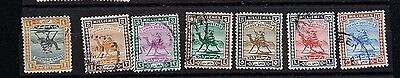 Sudan Stamps 7--  Used  Set Of Stamps-Never Hinged.dated 1921  Ref Df 50