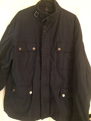 Mens Paul Smith International Biker Jacket size L 80s Casuals