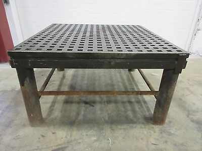 60 x 60 Acorn Welding Table - Used - AM15372