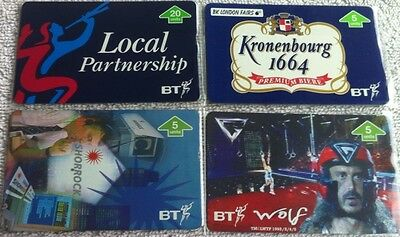 BT Phone Cards
