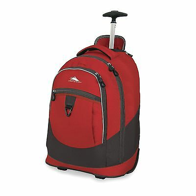High Sierra Chaser Wheeled Backpack