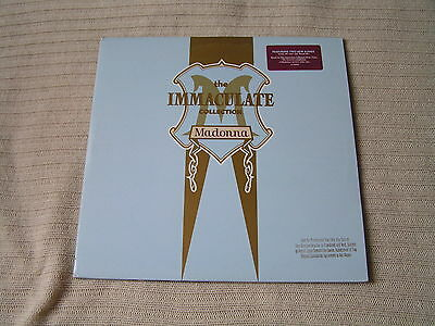 Madonna ‎– The Immaculate Collection - promotional copy - excellent
