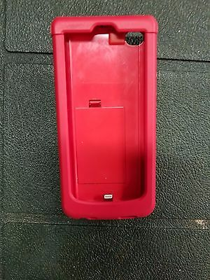 Honeywell SL22-02 Captuvo Sled for Apple iPod Touch 5G, Red