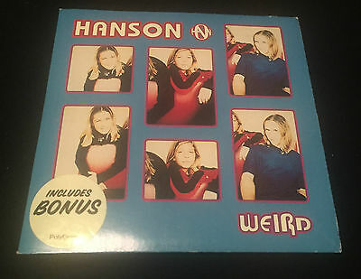 Hanson's WEIRD - CD Single from AUSTRALIA! - 1997, RARE!