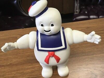 Real Ghostbusters Stay Puft Marshmallow Man Kenner 80s