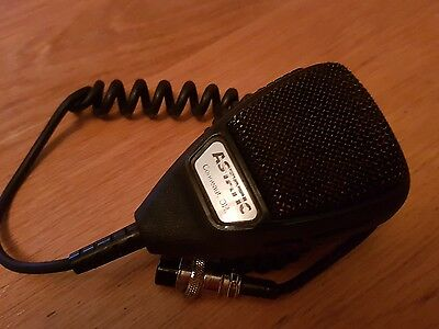 astatic 575-m6 tear drop cb microphone