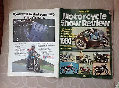 Motorcycle Show 1980 Daily Mail Show Review