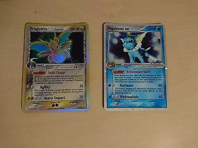 Pokemon Cards - EX Delta Species Holo Cards - Rare Pokemon Bundle / Lot