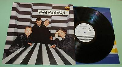 Wet Wet Wet - 10 - 1997 UK Vinyl LP