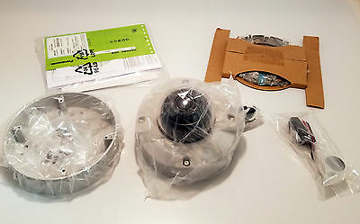 Panasonic Super Dynamic HD Vandal Resistant & Waterproof Dome Network Camera