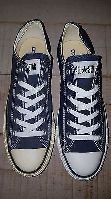 Conditional - Converse Ct As Ox Navy M9667 Size 8.5 Women's