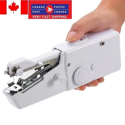 HIGHT QUALITY Portable Mini Handheld Sewing Machine**FAST SHIPPING FROM CANADA**