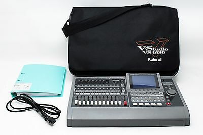 Roland VS-1680 Multi Track Recorder Digital Studio Workstation w/Power Supply