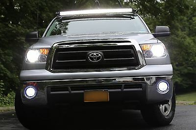 2011 Toyota Tundra  Toyota Tundra 5.7L Double Cab with insulated and carpeted matching Leer Cap