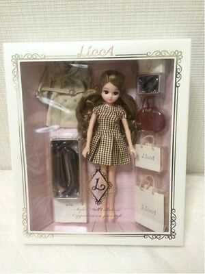 "Takara ""LiccA Stylish Doll Collection"" Cappuccino dress style from JAPAN F/S"