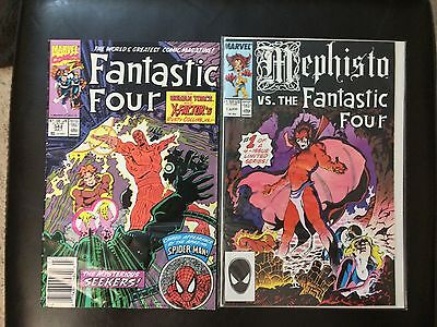 Fantastic Four Comic Collection - Lot of 5