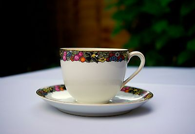 2pc Vintage China Tea Cup and Saucer
