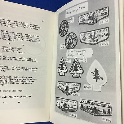 Boy Scout Pamphlet 1974 Order Of The Arrow Lodge Emblems Region 2 By Jim Adams