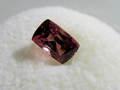 Natural & Beautiful Vvs Red-Violet Spinel - 1.54 Ct, 5Mm X 7Mm -