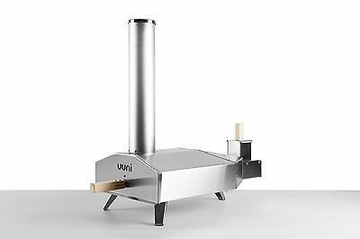 DEMO Uuni3 Portable Wood Pellet Pizza Oven. Includes Pizza Cooking Stone & Peel.