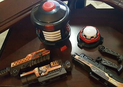 WowWee Light Strike lot of accessories!