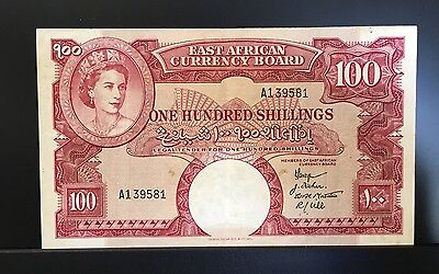 East Africa Banknote P40