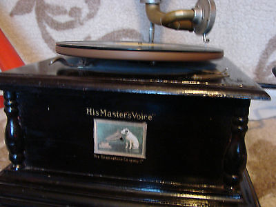 Gramophone His Masters Voice