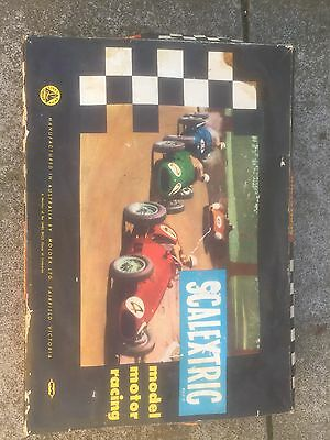 scalextric Car Set