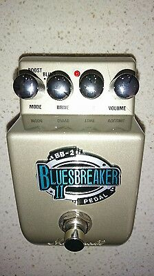 marshall bluesbreaker ii 2 guitar effects pedal