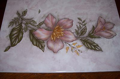Mexican Ceramic Tile Floral