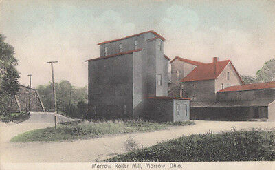 1910s Morrow Ohio OH Morrow Roller Mill