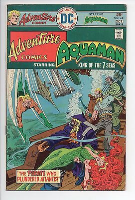 Adventure Comics #441 Aquaman DC 1975