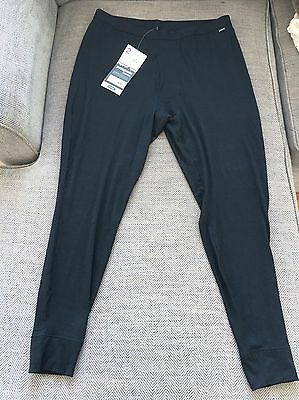 Patagonia Base Layer Bottoms Pants, Merino Lightweight, Mens, XXL, NWT, MSRP $90