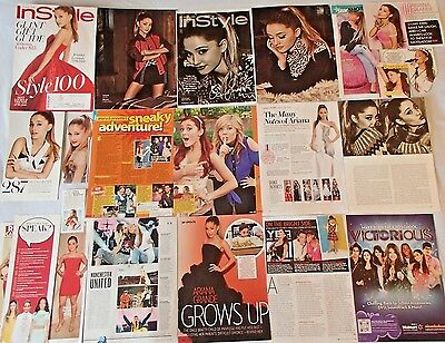 Ariana Grande 30+ Great Clippings L@@K!