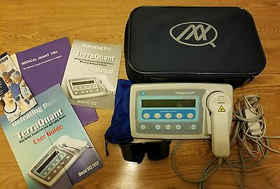Excellent Condition Radiance Medical Technology Terraquant Laser model MQ-2000