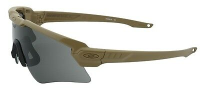 Oakley SI Ballistic MFrame Alpha Terain Tan / Grey Brille Sonnenbrille Made USA